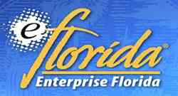 Enterprise Florida Logo which links to their website.